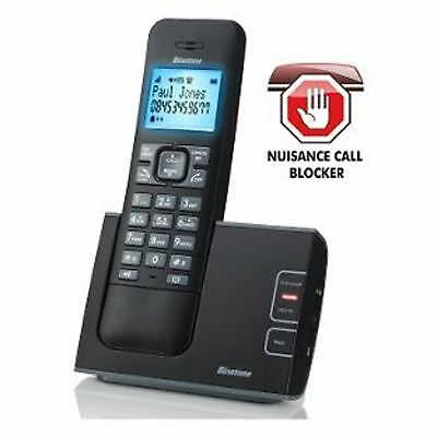 Binatone Defence 6025 Single Digital Cordless Phone Call Bocker Answer Machine