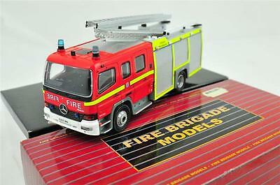 2002 Limited Edition Fire Brigade Models