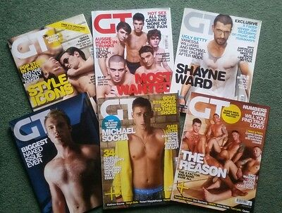 GAY TIMES - Gay Interest Magazines - # 385/6/7/8/9/90