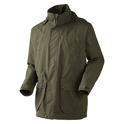 1f6c16fb720 Seeland Tarnock Jacket Waterproof and Breathable Green Shooting Hunting  Fishing