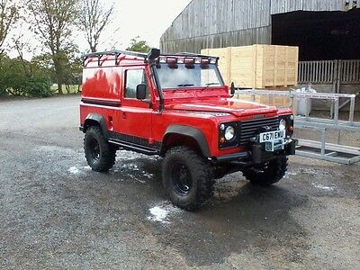Land Rover Fabrications