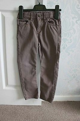 Boys H&M trousers chinos age 4-5