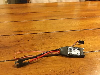 Tornado 20 amp esc  for electric flight