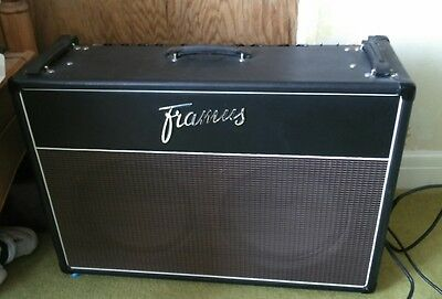 Framus Ruby Riot 2x12 30w all valve boutique amplifier amp combo Cost £1800 new!