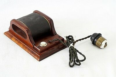 Antique COLUMBIA WATCH DEMAGNETIZER by Henry Paulson & Co. / early 20th Century