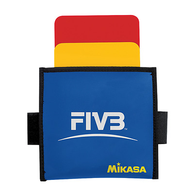 MIKASA Volleyball Referee Cards