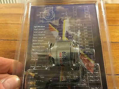 Ultra fly Iris -10 f/12/10 brushless motor new