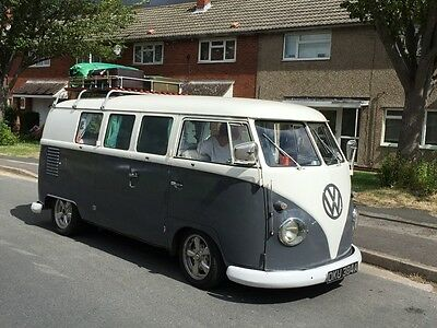 vw splitscreen camper, kombi, 11 window REDUCED!!!!