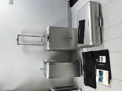 Porsche Rimowa valise trolley koffer 911 boxster