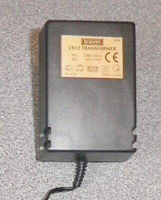 Hornby Scalextric Mains Power Supply Transformer C912 Lot1
