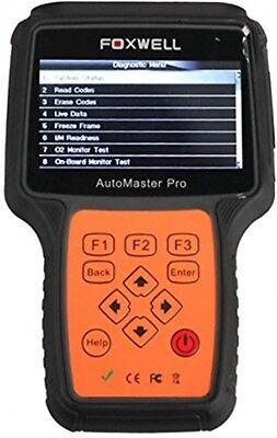 Foxwell Nt624 Car Diagnostic Reader For All System Obd2 Scanner Read Fault Code