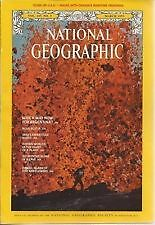 National Geographic Mag Mar 1975