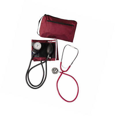 MABIS MatchMates Aneroid Sphygmomanometer and Dual Head Stethoscope Combination