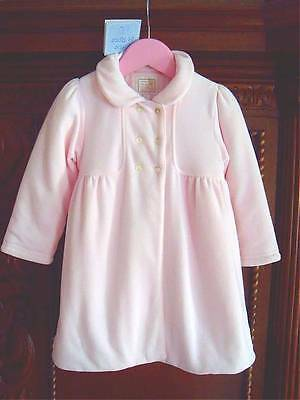 EMILE ET ROSE Traumhafter Luxus Mantel Jacke  Rosa Gr. 80  83 cm  hoher NP NEU