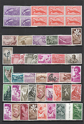 Spanish Colonies - stamp lot-1 - MNH