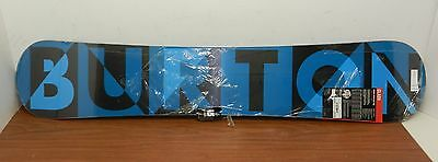 New BURTON CLASH 164 cm WIDE Snowboard All Mountain ** SPACE SACK INCLUDED