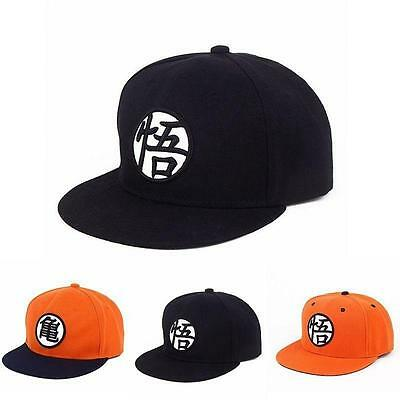 Dragon Ball Z Son Goku Baseball Cap Snapback Hat Hip Hop Cycling Sport Caps FI