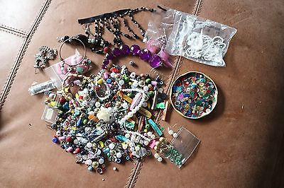 lots of assorted buttons/beads and sequines
