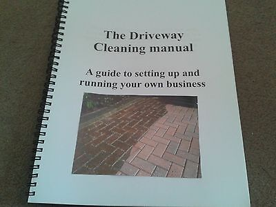 The Driveway  Sealing Manual A Guide To Starting Your Own Business