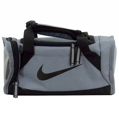 NEW Nike Small Mini Duffle Insulated Lunch Tote Gym Bag Cooler Water Bottle