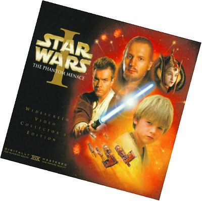 Star Wars: Episode I - The Phantom Menace (Widescreen) [Import]