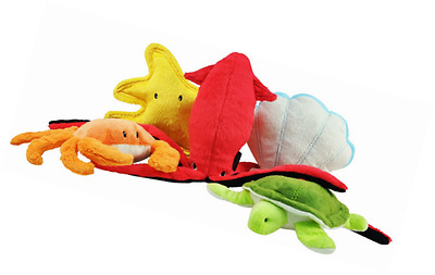 P.L.A.Y. 817152012887 Pet Lifestyle and You Under The Sea Toy Set, 5-Piece