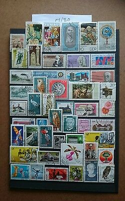 East German / Ddr Stamps ( Lot)