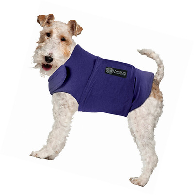 AKC - American Kennel Club Anti Anxiety and Stress Relief Calming Coat for Dogs,