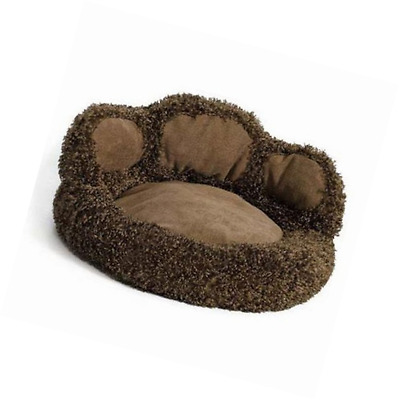 Midwest Container 40270PWB Quiet Time Boutique Series Paw Bed SM 21x21x9.5-Inch