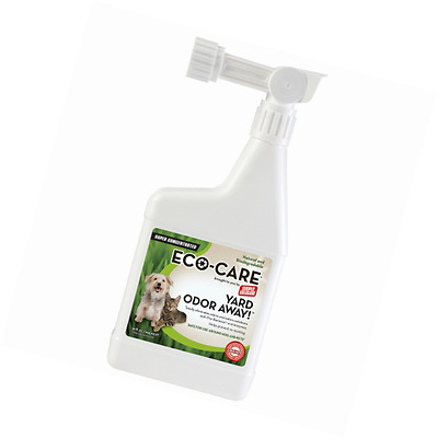 Out International Simple Solution Eco-Care Yard Odor Away Spray Concentrate, 32-