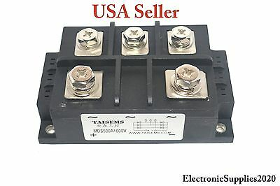 MDS500A 3 Phase Diode Bridge Rectifier 500A  1600V 1pcs USA Seller