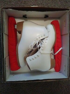 Riedell 121 RS Figure Ice Skates Size 6.5