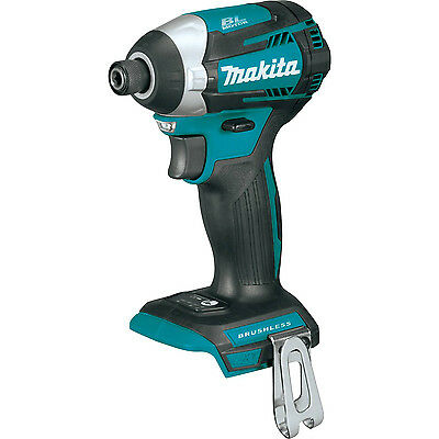 18-Volt LXT Lithium-Ion Impact Driver (Tool Only) Makita XDT14Z New