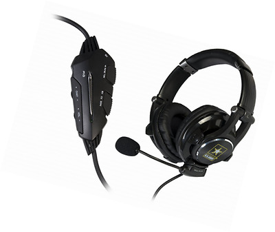 U.S. Army Universal Gaming Headset With 3D Effect for PS3/XBOX/PC - Standard Edi