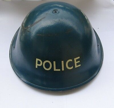 British Government Cyprus Helmet In Very Good Condition