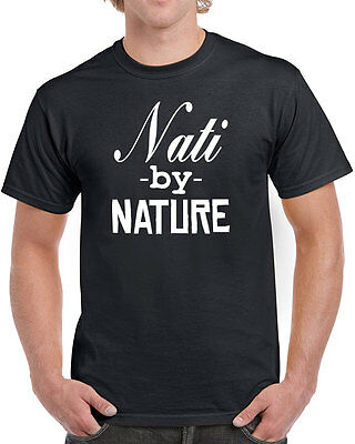 319 Nati By Nature mens T-shirt funny cincinnati baseball cincy ohio football