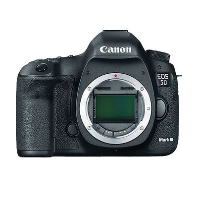 Canon EOS 5D Mark III DSLR Camera Body/Canon 5D Mark III With 24-105mm f/4L Lens
