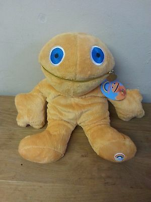 Whitehouse Leisure Ltd Rainbow's Zippy plush toy, complete with tags, VGC