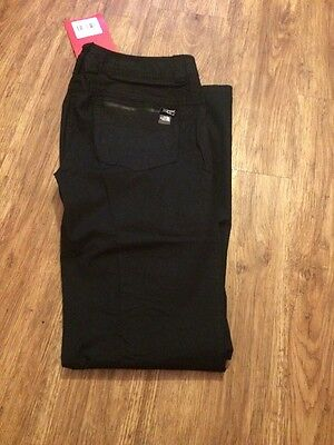 The North  Face  Women's Trousers Size 12 Uk16 Long The North Face