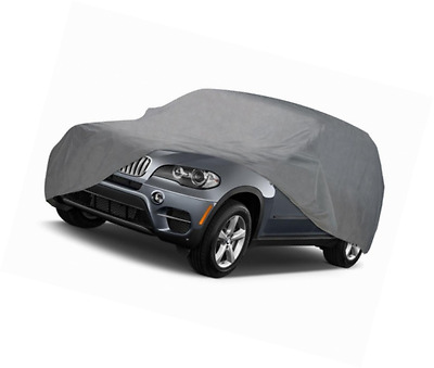 Coverking UVCSUV2I98 Universal Fit Cover for Small SUV (Rodeo, Highlander), Trig