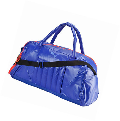 Puma Fit at Sports Duffle, Royal Blue/Red Blast, United States Carry-On