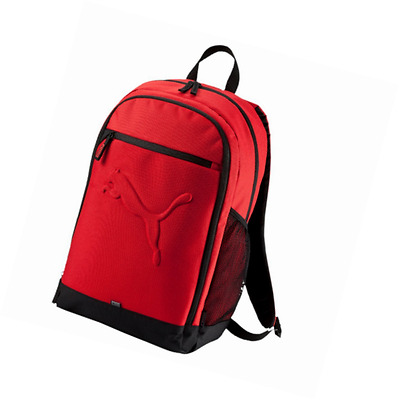 Puma Buzz Backpack, Barbados Cherry, United States Carry-On
