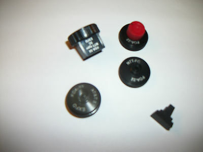 Lot Of 4 Exfo Port Adaptors---For Exfo Power Meters Foa-54  32  And 22