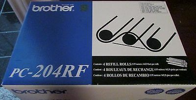 Brother PC-204RF Refill Roll (1) Roll