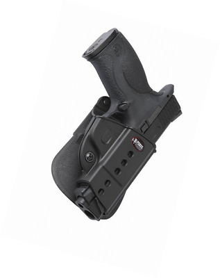 Fobus Standard Holster Left Hand Paddle SWMPLH S&W M&P 9mm, .40, .45, Compact an