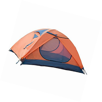 Winterial 2 Person Tent / Easy Setup Lightweight Camping and Backpacking 3 Seaso