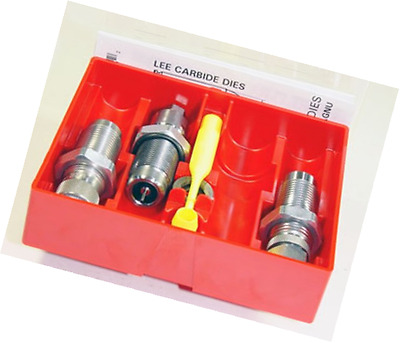 Lee Precision 38ACP/Super Carbide 3 Die Set