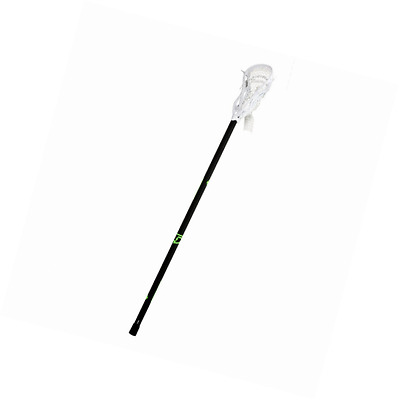 Gait Lacrosse Bedlam Mesh and Gait 6000 Complete Stick, White