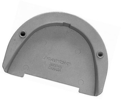 Martyr CM3855411Z Volvo Penta Anode (Transom Plate for SX Drive) in Zinc