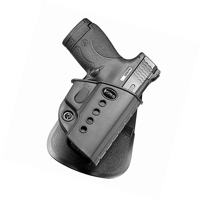 Fobus SWS Paddle Holster, Fits Walther PPS/CZ 97B/Taurus 709 Slim, 708, 740, Rig